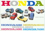 Honda Full Line Brochure