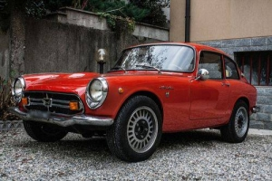 Honda S800 Coupe For Sale (1969)
