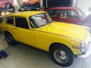 1967 Honda S800 Coupe *NOT RUNNING